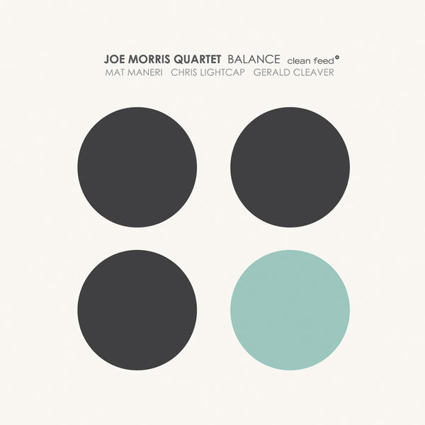 Touching Extremes – Joe Morris Quartet – Balance