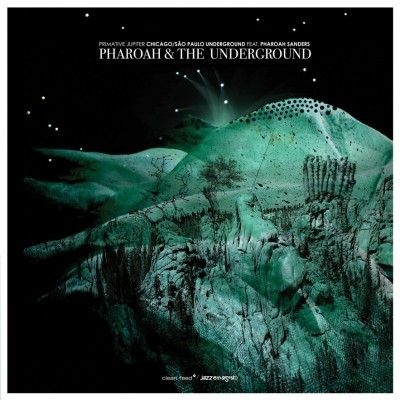 Pharoah & The Underground – Primative Jupiter (LP)