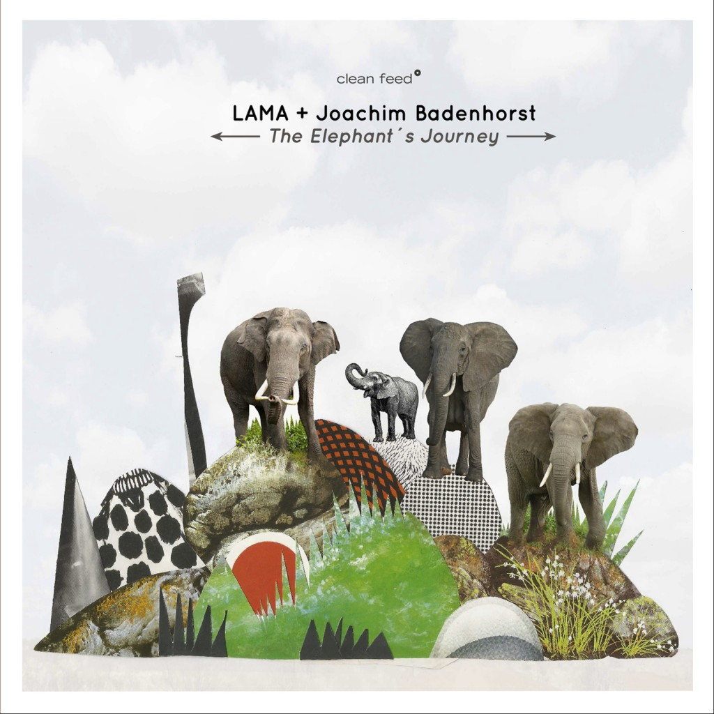 Gapplegate Music Review – LAMA + Joachim Badenhorst, The Elephant's Journey