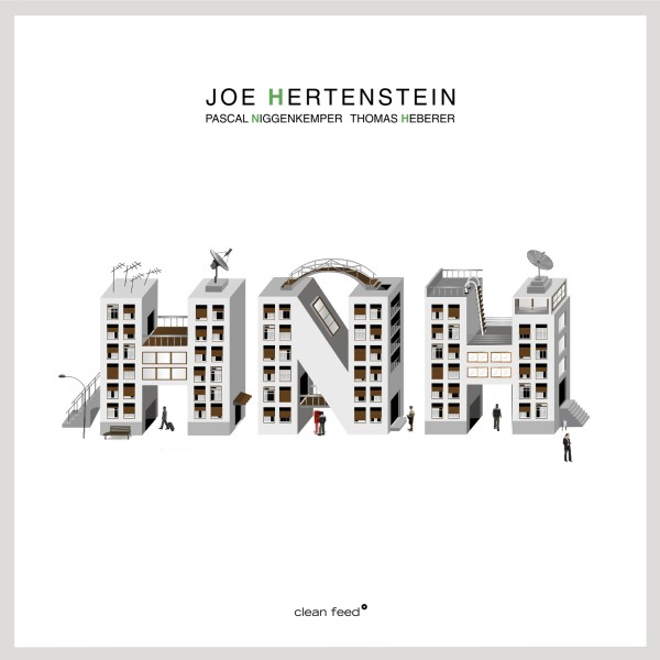 Gapplegate Music Review – Joe Hertenstein – HNH with Pascal Niggenkemper and Thomas Heberer