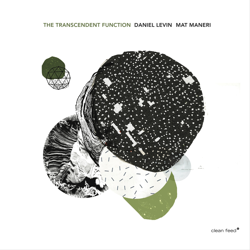 New York City Jazz Records – Daniel Levin / Mat Maneri – The Transcendent Function