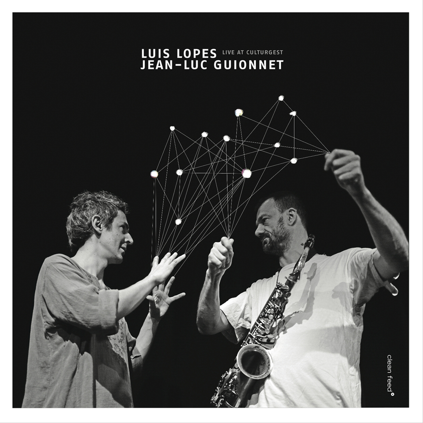 The Free Jazz Collective – Luís Lopes | Jean-Luc Guionnet – Live At Culturgest ****