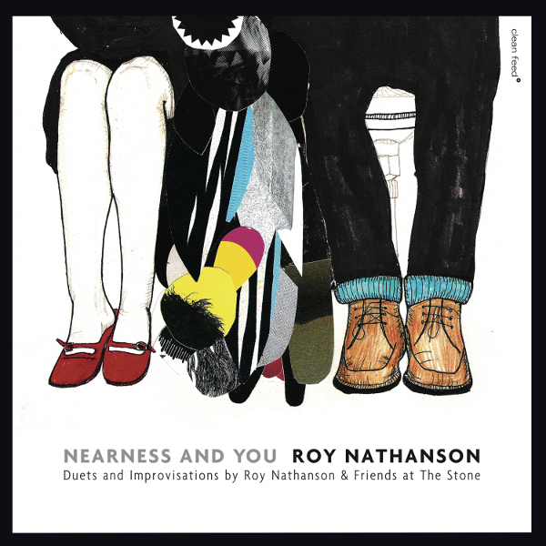 Jazzflitz – Roy Nathanson & Friends – Nearness And You, Duets and Improvisations by Roy Nathanson & Friends at The Stone
