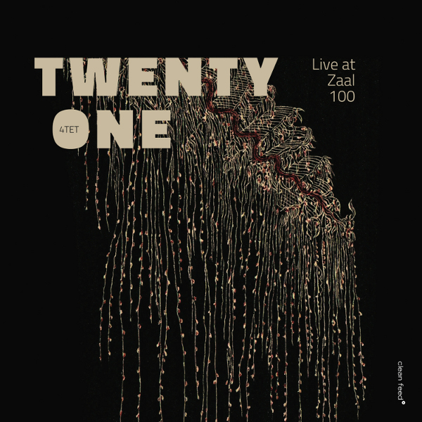 Jazzflits – Twenty One 4tet – Live at Zaal 100