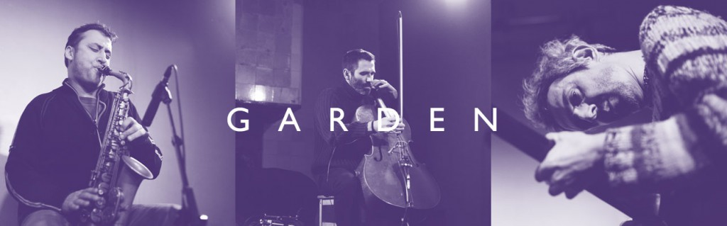 Citizen Jazz – Bruno Parrinha | Luís Lopes | Ricardo Jacinto – Garden