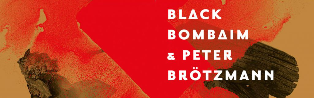 Dusted Magazine – Black Bombaim & Peter Brötzmann (Shhpuma)