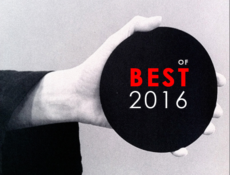 Dusted Magazine – Best of 2016