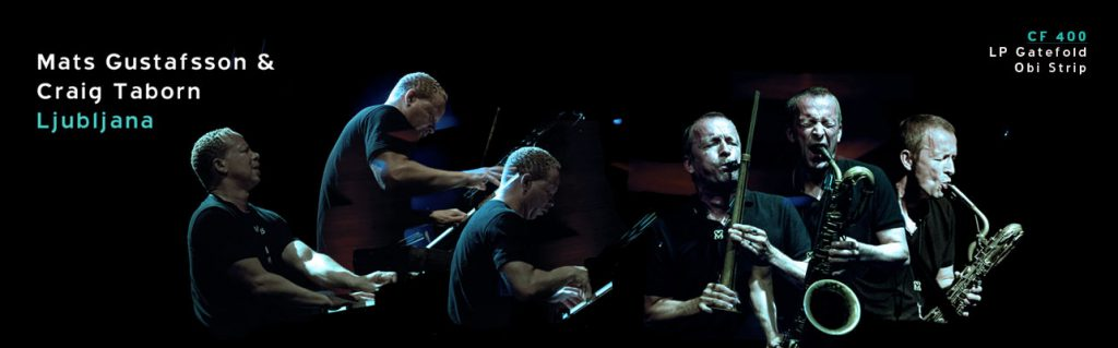 The Free Jazz Collective – Mats Gustafsson & Craig Taborn – Ljubljana ****½