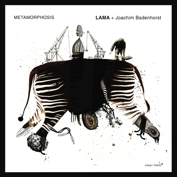 Gapplegate Music Review | LAMA + Joachim Badenhorst – Metamorphosis