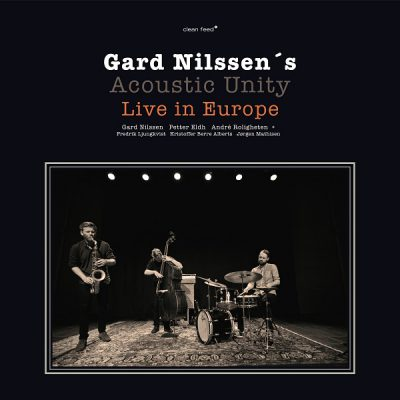 LIVE IN EUROPE (3CD SET) (3LP+3CD available in January)