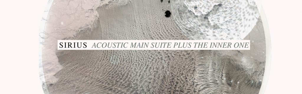 The Free Jazz Collective | Sirius – Acoustic Main Suite Plus the Inner One ****½