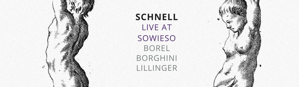 The Free Jazz Collective | Schnell – Live at Sowieso ****