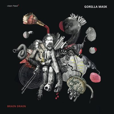 BRAIN DRAIN (LP Gatefold, 180g)