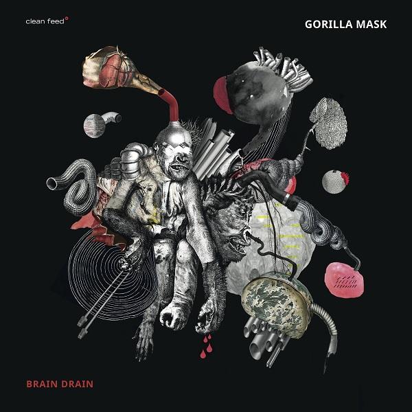 BRAIN DRAIN (LP Gatefold, 180g)